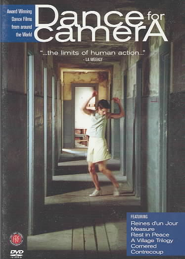 DANCE FOR CAMERA BY DENK,ANDREAS (DVD)